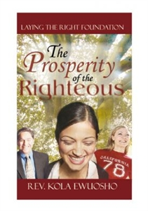 Picture of The Prosperity of the Righteous (Book)
