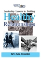 Picture of Leadership Lessons For Building Healthy Relationships (CD)