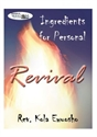Picture of Ingredients for Personal Revival (CD)