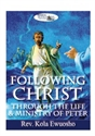 Picture of Following Christ through the Life and Ministry of Peter (CD)