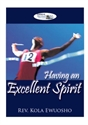 Picture of Having an Excellent Spirit (CD)