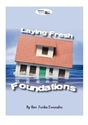 Picture of Laying Fresh Foundations (CD)