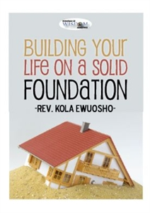 Picture of Building your Life on a Solid Foundation (CD)