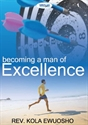 Picture of Becoming a Man of Excellence (CD)