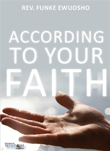 Picture of According To Your Faith (CD Series)