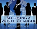 Picture of Becoming A World Changer Pt 1-2 (MP3)