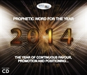 Picture of Prophetic Word for 2014