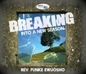 Picture of Breaking Into A New Season (CD)