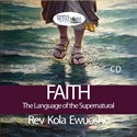 Picture of Faith - The Language of the Supernatural (CD)