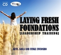 Picture of Laying Fresh Foundations-Leadership Training (CD)