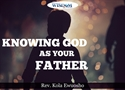 Picture of Knowing God as Your Father (CD)