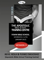 Picture of Apostolic Bible School (1) S3 (DVD Pack)