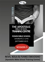 Picture of Apostolic Bible School (1) S5 (CD Pack)