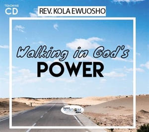Picture of Walking in God's Power! (CD Set)