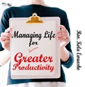 Picture of Managing Life for Greater Productivity (CD Set)
