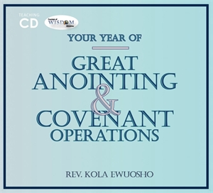 Picture of Great Anointing & Covenant Operations (CD)