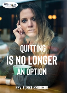 Picture of Quitting is no Longer an Option (CD Set)
