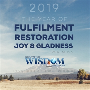 Picture of Prophetic Word for 2019 (CD/DVD)