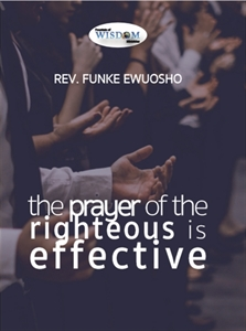 Picture of The Prayer of the Righteous is Effective (CD Set)