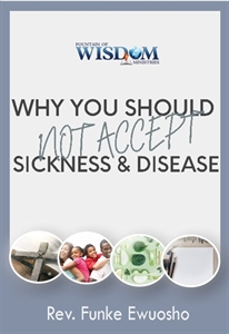 Picture of Why You Should Not Accept Sickness and Disease (CD Set)