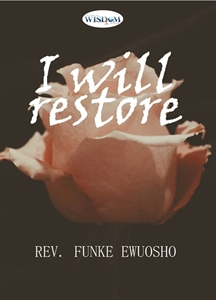 Picture of I Will Restore (CD Set)