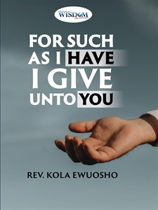 Picture of Such As I Have I Give Unto You (CD Set)